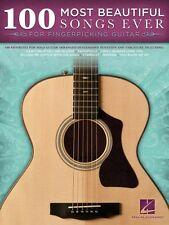 100 Most Beautiful Songs Ever Sheet Music for Fingerpicking Guitar Gui 000703066