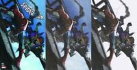 AMAZING SPIDER-MAN #797 DELL'OTTO 3 PACK VARIANT SET MARVEL COMICS RED GOBLIN