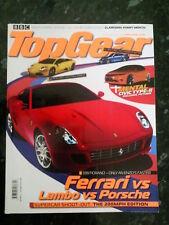 TOP GEAR MAGAZINE APR-2006 - Murcielago LP640, VW Golf R32, Honda Civic Type-R