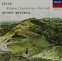 Various - Enigma Variations / Falstaff (CD) (1991)