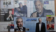 Tom Jones - The Voice - clippings/cuttings/articles