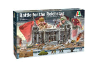 Italeri 6195 'Battle for the Reichstag' Berlin 1945 1/72 Scale Battle Set