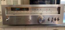 Vintage Pioneer Quartz Lock TX-9800 tuner.