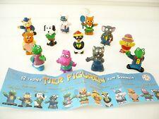 Meister Marken 12 lustige Tier Figuren Satz Fremdfiguren mit 1 BPZ