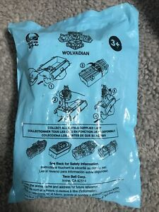 """2003 Taco Bell Creature Crypts """"Wolvadian"""" Monster Halloween Meal Toy Sealed"""