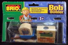 brio bob the builder 32814 BRICKLAYER ACCESSORIES 4 pc 2002 Sweden 3 yrs + New