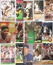 Huge Lot (75) 1992 University of Arkansas Razorbacks Alumni Crds NO DUPES Foster