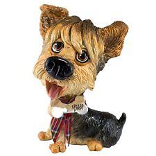 "Little Paws Duchess Yorkie Yorkshire Terrier Figurine Dog Statue 5"" High New!"