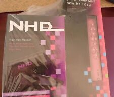 NHD MKII - PROFESSIONAL HAIR STRAIGHTENER/IRON - WITH HOLDER
