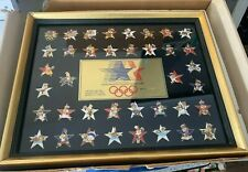 1984 Olympics Limited Edition Collectors Pins series #2 1982/83 LA SET NO # 6540