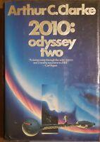 2010 : Odyssey Two by Arthur C. Clarke (1982, Hardcover)