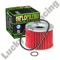 HF401 oil filter Honda CB CBX GL 350 to 1200 models Hiflo Filtro