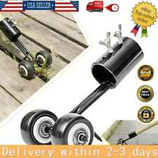 Mintiml Weeds Snatcher 2-in-1 Rolling Lawn Mower Home Garden Removal Weeds Stock