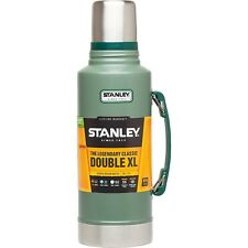 STANLEY Stainless Steel Flask Classic Vacuum Bottle (1.9 Litre) Mens 1.9 L