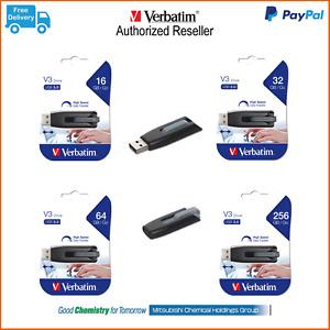 USB Flash Drive 3.0 Verbatim Store n Go Memory Stick 16gb 32GB 64GB 128GB 256GB