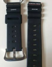 Casio Cinturino Surfing Timer 20 mm Original