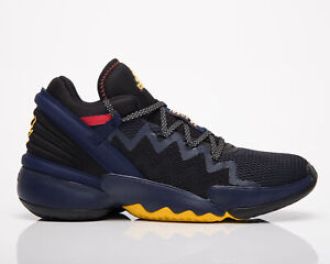 adidas D.O.N. Issue 2 GCA Men's Navy Blue Basketball Shoes Athletic Sneakers