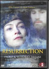 DVD ZONE 2--RESURRECTION--LES FRERES TAVIANI