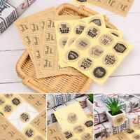 Label Packaging Thank you Labels Seal Sticker Paper Stickers Scrapbooking