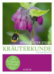 Kräuterkunde Das Standardwerk Storl, Wolf-Dieter: