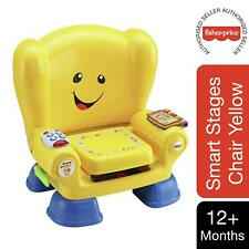 Fisher-Price Smart Stages Chair, Educational Toddler Chair Toy with Sounds