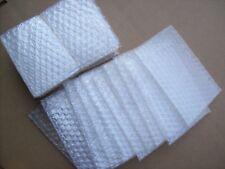 Bubble Plastic Wrap Bags, Clear Plastic Pouches (10)