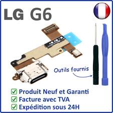 NAPPE CIRCUIT CONNECTEUR DE CHARGE FLEX USB ET DU MICRO DU LG G6 + OUTILS