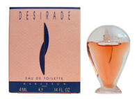 §miniature de parfum . desirade. aubusson. eau de toilette. 4 ml