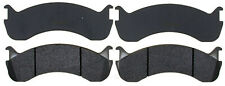 Disc Brake Pad Set-Semi Metallic Disc Brake Pad Rear,Front ACDelco Advantage