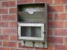 Armadietto industriale Muro Mensola Appendiabiti lettera STORAGE RACK DISPLAY UNIT 51cm