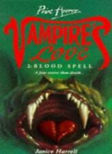 Blood Spell (Point Horror Vampire's Love S.) By Janice Harrell