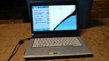 Fujitsu LifeBook S710 Laptop Intel Core i5-520m 2.40GHz 2GB Ram Good Motherboard