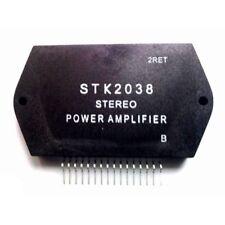 STK2038 - STK 2038 INTEGRATO AMPLIFICATORE 16PIN