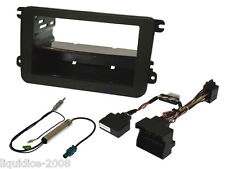 SKODA FABIA 2007 >CAN INGNITION & SPEED PULSE SINGLE & DOUBLE DIN FITTING KIT