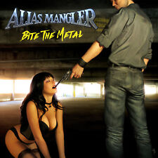 ALIAS MANGLER – Bite the Metal (NEW*LIM.500*US MELODIC METAL 1985)