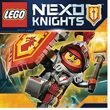 CD * LEGO NEXO KNIGHTS HÖRSPIEL  ZUR TV-SERIE FOLGE 1 # NEU OVP §