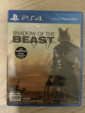 Shadow of the Beast-ps4/ps5-nuevo/New! UE shipping