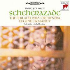 Eugene Ormandy - Rimsky-Korsakov: Sheherazade & Strav [New CD] Japan - Import