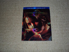 THE HUNGER GAMES 2-DISC BLU-RAY, EXCELLENT CONDITION