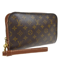 LOUIS VUITTON ORSAY SECOND BAG MONOGRAM CANVAS M51790 af 30224