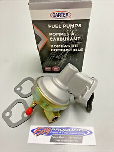 Carter M6624 Small Block Chevy 350 327 383 400 Muscle Car Mechanical Fuel Pump
