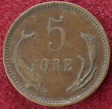 Danimarca 5 ore 1906 (C0610)