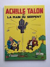 ACHILLE TALON  ET LA MAIN DU SERPENT T 23 / GREG / BD EO 1979 / DARGAUD