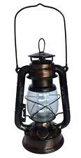 Lampe Tischlampe Western Deko USA Laterne Dekolampe Minenlampe Storm LED