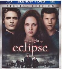 TWILIGHT SAGA Eclipse (Blu-ray/DVD On One Disc, 2010)