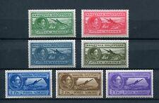 1930.ALBANIA.AEREO.YVERT 29/35**.NUEVOS SIN FIJASELLOS(MNH).CAT 81€
