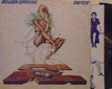 GOLDEN EARRING - Switch ~ VINYL LP + INSERT