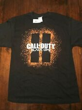 New with tags NWT Call of Duty Black Ops 2 II T-shirt Large l t shirt tee