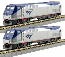 KATO 2 LOCO Set N Scale 1766030 1766031 P42 Amtrak Ph V #47/#160 DCC Ready