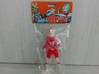 Bullmark Ultraman Aurora color Kaiju Soft Vinyl Sofubi Figure Monster RARE